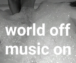 hipster, wold, and music image