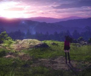 anime, fate stay night, and anime scenery image