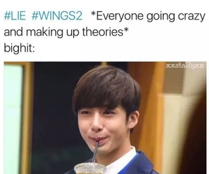 funny, meme, and kpop image