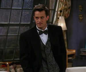 chandler bing, goals, and Jennifer Aniston image
