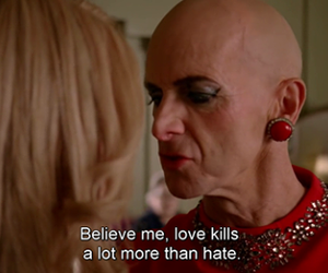 american horror story, quotes, and love image