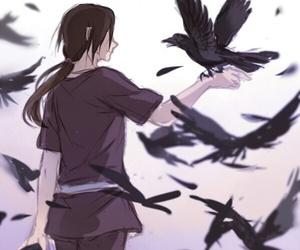 anime, itachi, and manga image