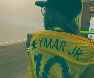 neymar jr, rafaella, and neymar image