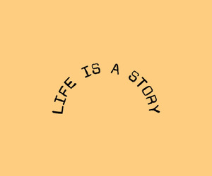 quotes, life, and yellow image