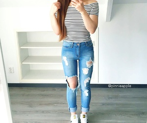 adidas, style, and young image