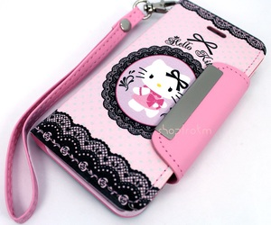 girly, hello kitty, and lovely image