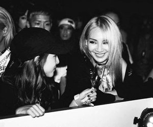 CL, 2ne1, and dara image