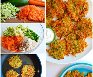 carrots, vegetables, and zucchini image