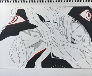 anime, drawing, and noragami image