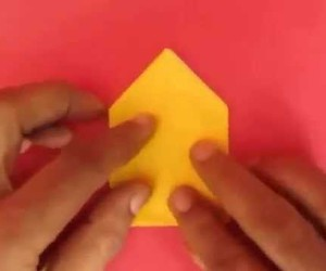 origami, star, and tutorial image
