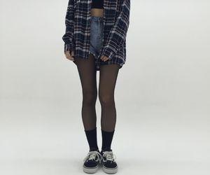 black, girl, and vans image