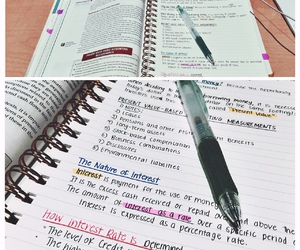 studyspo, studyblr, and class image