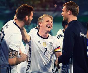 germany, goalkeeper, and manuel neuer image