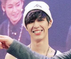 cute and baek seung heon image