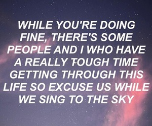music, quote, and twenty one pilots image