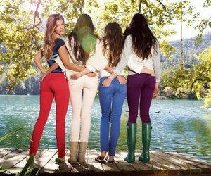 fashion, fun, and girls image