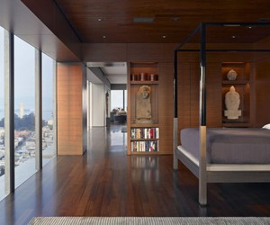 bedroom, fancy, and interior image