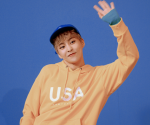 exo, xiumin, and minseok image