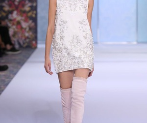 fashion, runway, and ralph & russo image