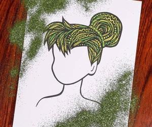 disney, art, and drawing image