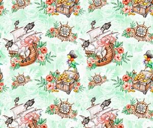 background, bird, and hibiscus image