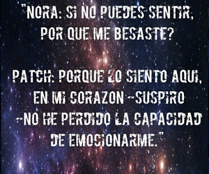 libros, hush hush, and patch cipriano image
