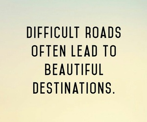 destinations, life, and quotes image