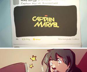 Marvel, ms.marvel, and kamala khan image
