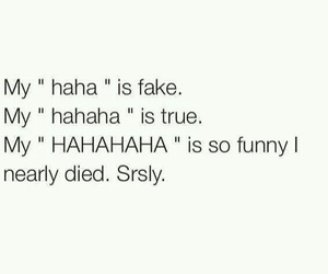 fake, funny, and laugh image