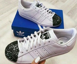 shoes+, adidas+, and lover+ image