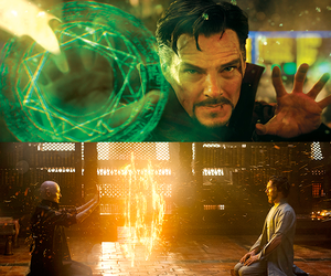 Marvel, movie, and Tilda Swinton image