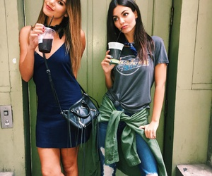 victoria justice, actress, and victorious image