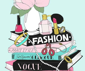 fashion, vogue, and pink image