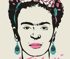 background and Frida image