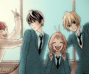 strobe edge, manga, and ren image