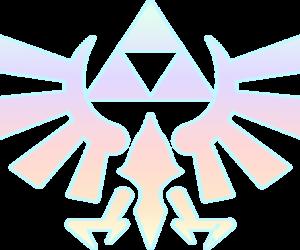 triforce and zelda image