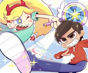 marco diaz, star butterfly, and svtfoe image
