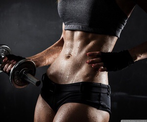 body, inspiration, and fitspiration image