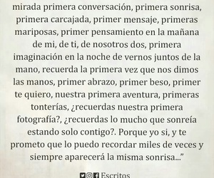 frases, pareja, and texto image