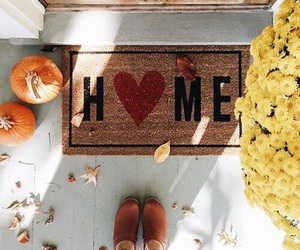 autumn, home, and fall image