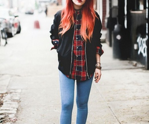fashion, creepers, and outfit image