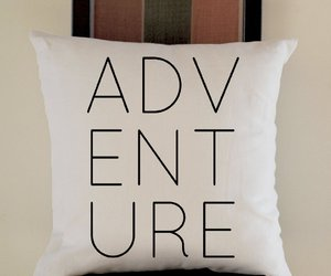 pillow, adventure, and pillow case image