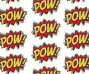 pow and wallpaper image