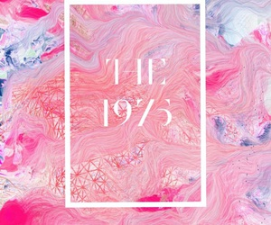 pink, wallpaper, and the 1975 image