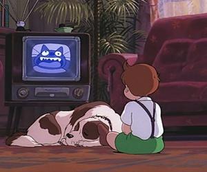 animal, anime, and boy image