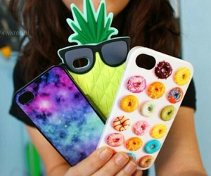 tumblr, galaxy, and case image