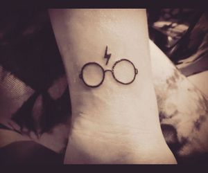 harry potter and tatoo image