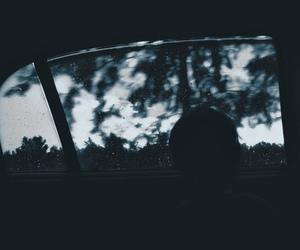 rain, car, and photography image