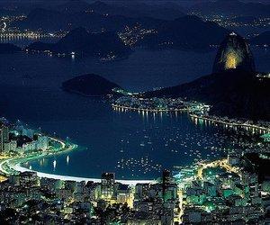 rio de janeiro, city, and brazil image
