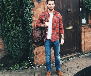 men, outfit, and chez rust image